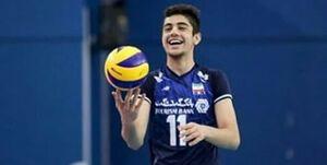 ستاره جوان والیبال ایران راهی لیگ ایتالیا شد/ سعادت در مودنا