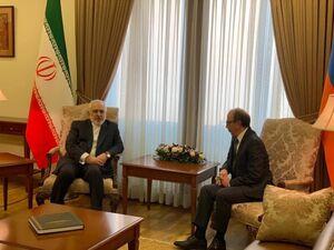 تمامیت ارضی ارمنستان خط قرمز ایران است