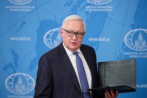 ریابکوف: استارت نو بر مبنای «شروط روسیه» تمدید می شود