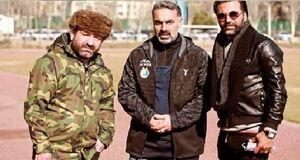 روبوسی بازیکنان استقلال با «هانی کُرده» 48 ساعت قبل از بازی با نفت مسجدسلیمان!