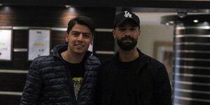 آشتی بازیکنان جنجالساز دیدار تراکتور و گلگهر