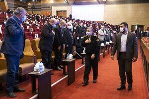 عکس/ مراسم سالگرد شهید اصغر پاشاپور