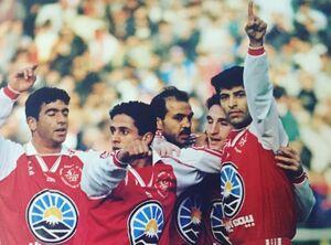 فیلم/ لحظات خاطره انگیز از دوران فوتبالی میناوند