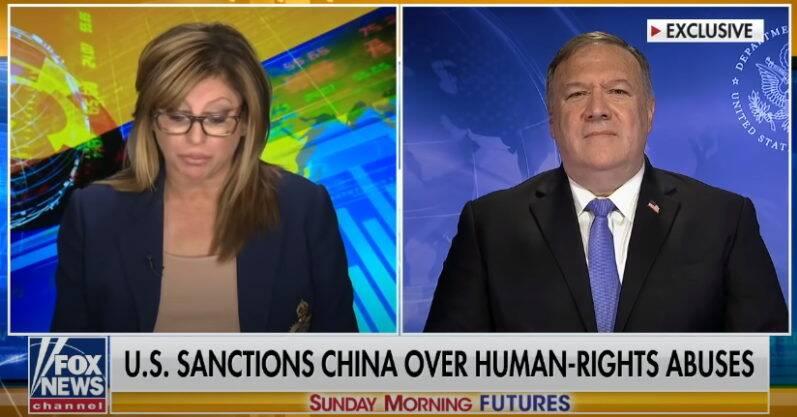 تشدید فشارها بر ایران، توصیه پامپئو به بایدن