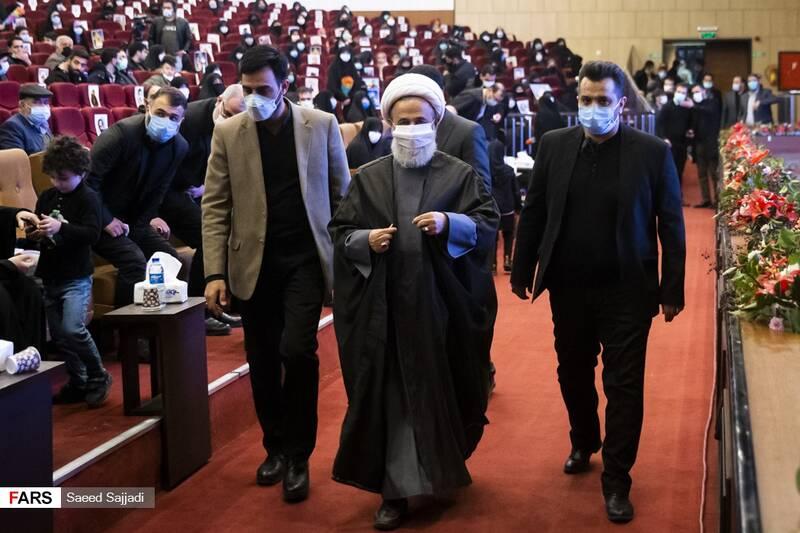 حجتالاسلام پناهیان در نخستین مراسم سالگرد شهادت شهید اصغر پاشاپور