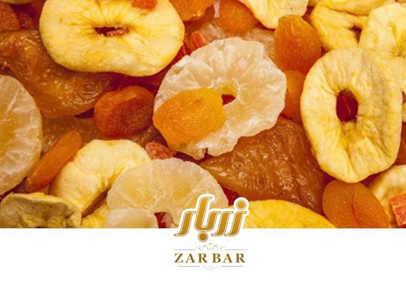 خواص شگفت انگیز میوه خشک که شما را متعجب می کند!
