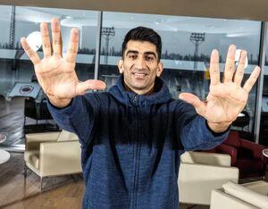 بیرانوند: به یکی از بهترین باشگاههای دنیا میروم؛ خواهید دید