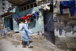 شمار مبتلایان به کرونا در نوار غزه به مرز ۵۱ هزار نفر رسید