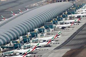 شلوغترین مسیر هوایی جهان از ترس کرونای آفریقایی بسته شد/ لغو پروازهای مستقیم امارات به انگلیس - کراپشده
