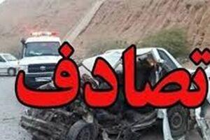 حادثه رانندگی در کرمانشاه ۵ کشته به جا گذاشت