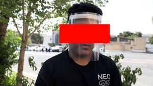 اعتراف شکارچی دختران سعادت آباد تهران / همدست فراری دستگیر شد + فیلم