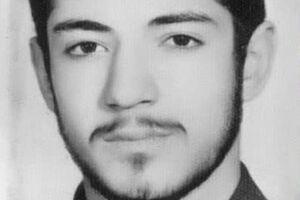 «ناصر» بین دو برادرش شهید شد + عکس