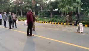 انفجار در نزدیکی سفارت رژیم صهیونیستی در هند
