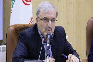 عکس/ دیدار وزیر بهداشت با مراجع عظام