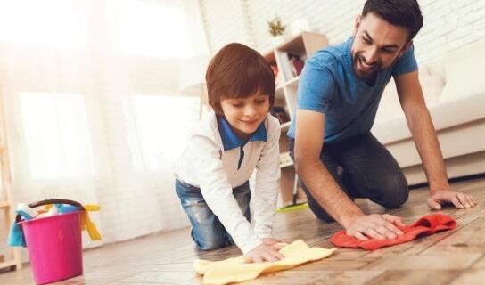 بچه ها چطور مسئولیت پذیر می شوند؟