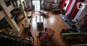 کرونا بلای جان رستورانهای اندونزی
