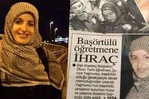 «زکیه یاغمورجو» از مدافعان حجاب در ترکیه درگذشت