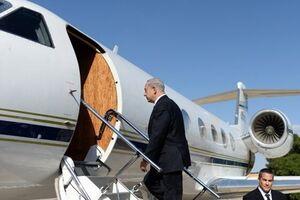 نتانیاهو سفرش به امارات را از سه روز به 3 ساعت کاهش داد - کراپشده