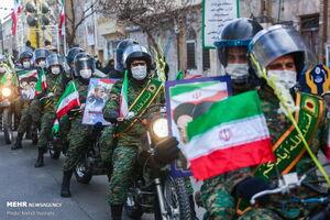 عکس/ گلباران بیت امام خمینی (ره) در قم