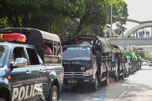 عکس/ کودتای نظامی در میانمار