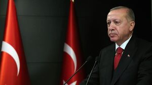 اردوغان از ایجاد مرکز پرتابماهواره در ترکیه گفت