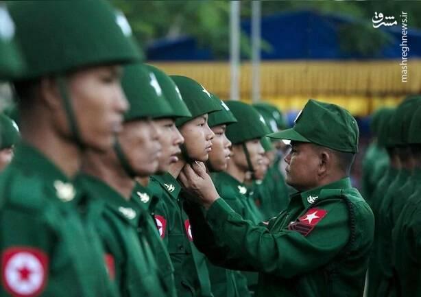 ميانمار،ارتش،كودتاي،آمريكا،خزانه،نظامي،وزارت،اتخاذ