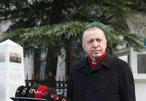 اردوغان: اظهارات بایدن درباره پوتین غیرقابل قبول است