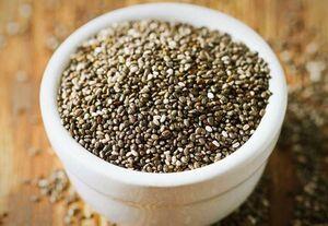 تاثیر دانه «چیا» در بهبود سلامت و کاهش علائم پیری
