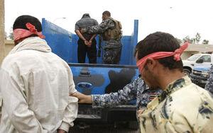 کشف انبار مهمات تروریستها و دستگیری شماری از آنها در عراق