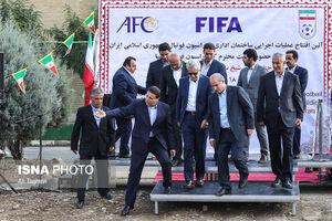 ذوالفقارنسب: فیفا از مجرمان فوتبالی حمایت نمیکند