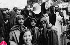 عکس/ مادرانههای انقلاب