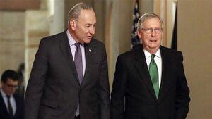 توافق رهبران سنای آمریکا برای تقسیم قدرت