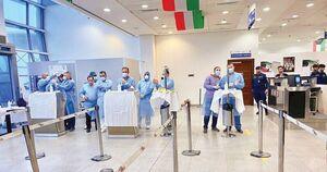 کویت ورود اتباع خارجی را برای دو هفته ممنوع کرد