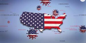 جانز هاپکینز: ۴۰۰۰ آمریکایی دیگر قربانی کرونا شدند
