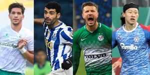 ۳ ایرانی نامزد بهترین لژیونر هفته آسیا شدند