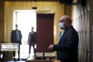 عکس/ حضور قالیباف در اجلاس شورای عالی استانها