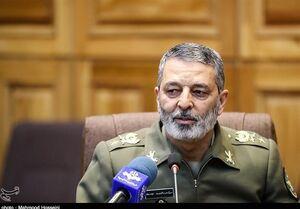 امیر موسوی: برای دفاع از آسمان کشورمان آمادهایم