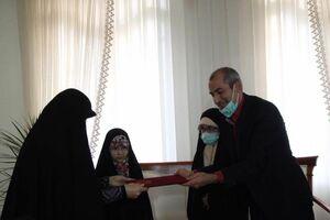 اقدام زیبای مجلس در روز تولد زینب خانم +عکس