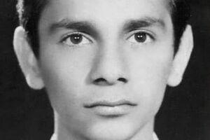 شهید سعید حسینی - دبیرستان سپاه - کراپشده