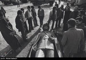 عکس/ انقلاب اسلامی به روایت عکاس فرانسوی