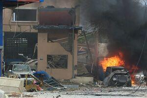 انفجار در پایتخت سومالی چند کشته و زخمی برجای گذاشت
