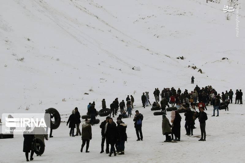 تبریز در آغوش مرگ! +عکس
