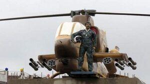 خلبانی که به جای پرواز اعلامیههای امام را تکثیر میکرد + عکس