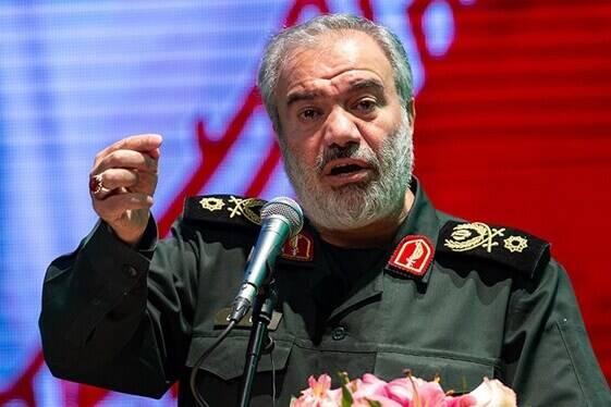 سردار فدوی: انقلاب اسلامی در مقابل شرارتهای آمریکا ایستاد