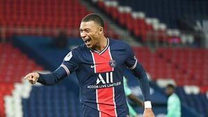 پیروزی PSG در کلاسیکو فرانسه