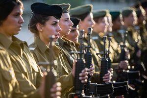 این حجم از شجاعت زنان ارتش اسرائیل ستودنی است!+فیلم