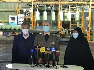 افتتاح و راهاندازی بزرگترین کارخانه تولید مخازن «CNG» در منطقه غرب آسیا