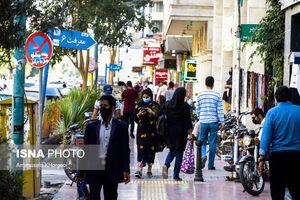 فیلم/حال و هوای بازار تهران در روزهای کرونایی
