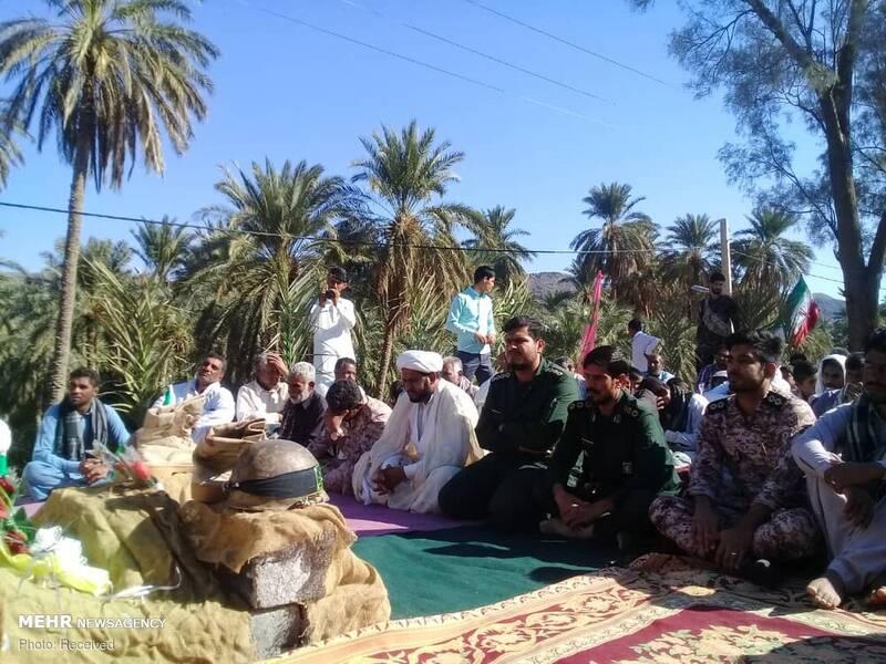 ماموریتهای یک روحانی در منطقه محروم