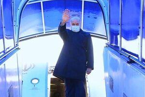 پایان سفر سه روزه قالیباف به روسیه/ رئیس مجلس عازم تهران شد - کراپشده